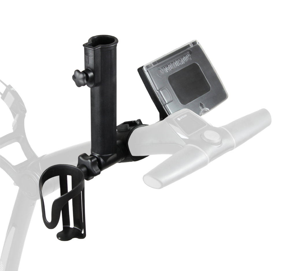Motocaddy Essential Accessory Pack (with Accessory Station)